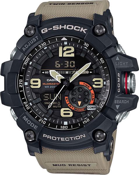 Японские наручные часы Casio G-SHOCK GG-1000-1A5 с хронографом