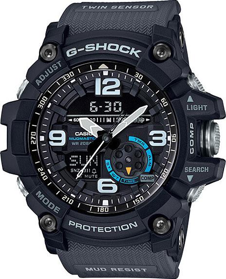 Мужские часы casio gg-1000-1a8