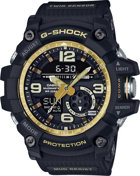 Мужские часы Casio GG-1000GB-1A
