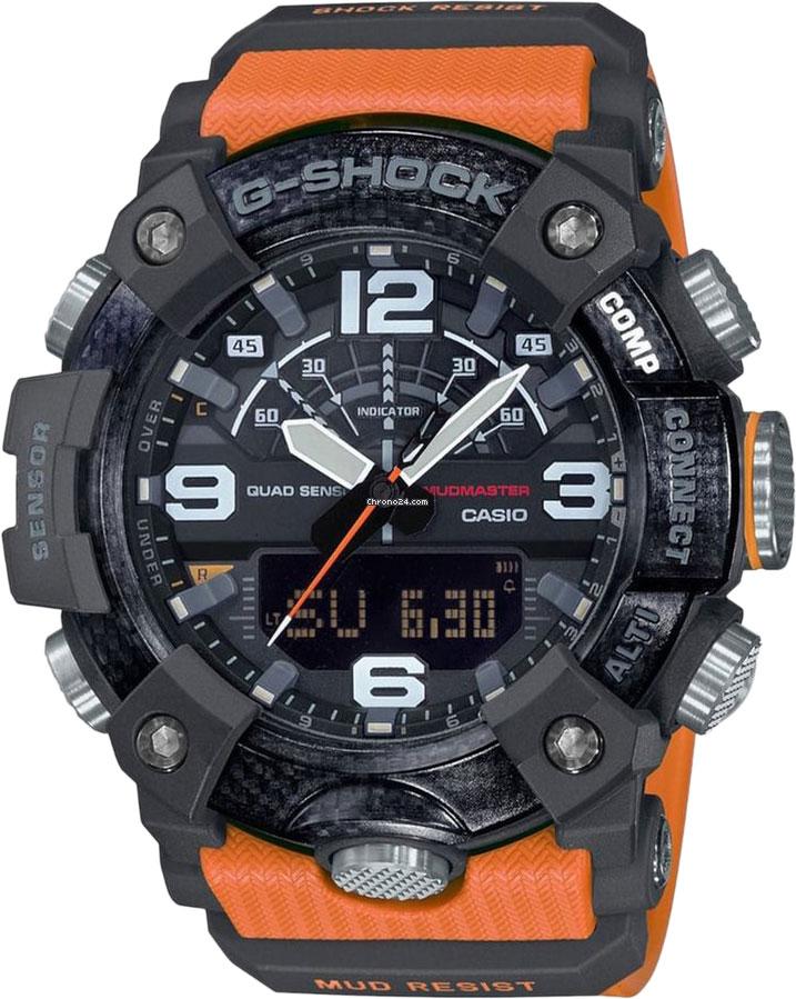 Мужские часы Casio GG-B100-1A9ER