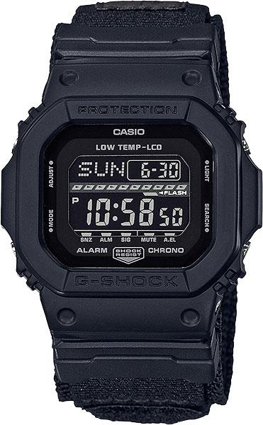 Мужские часы Casio GLS-5600WCL-1E часы casio gw m5610 1e