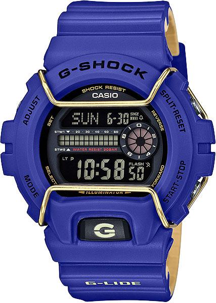 все цены на Мужские часы Casio GLS-6900-2D онлайн