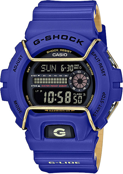все цены на Мужские часы Casio GLS-6900-2E онлайн