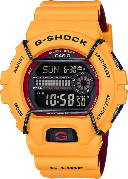 все цены на Мужские часы Casio GLS-6900-9E онлайн
