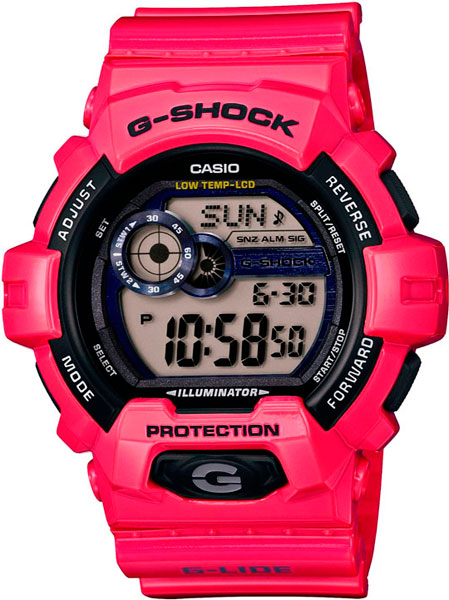 Мужские часы Casio GLS-8900-4E цена и фото