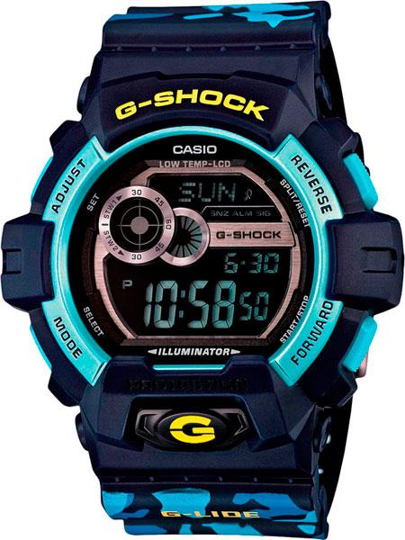 где купить  Мужские часы Casio GLS-8900CM-2E  по лучшей цене
