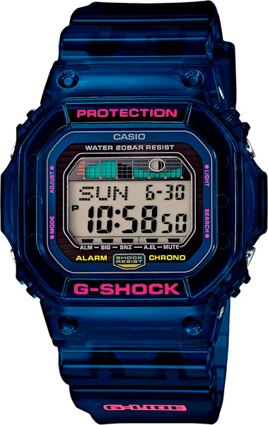 цена на Мужские часы Casio GLX-5600C-2E
