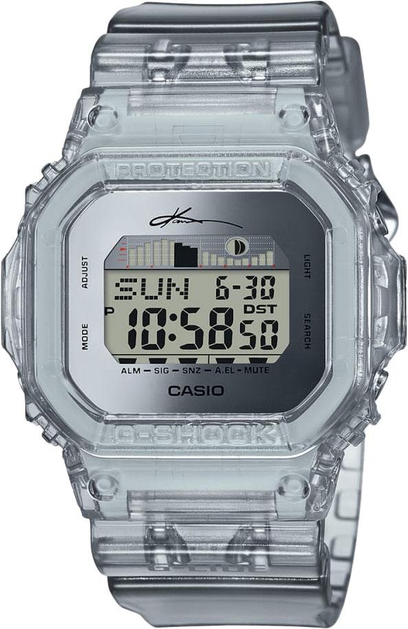 цена Мужские часы Casio GLX-5600KI-7ER онлайн в 2017 году