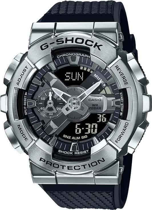 Мужские часы Casio GM-110-1AER gm pb026 g