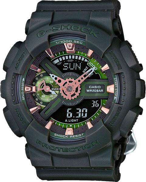 Женские часы Casio GMA-S110CM-3A цены онлайн