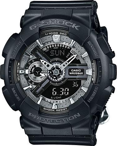 Женские часы Casio GMA-S110F-1A кольца