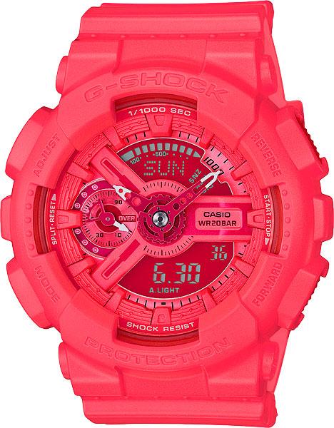 Женские часы Casio GMA-S110VC-4A