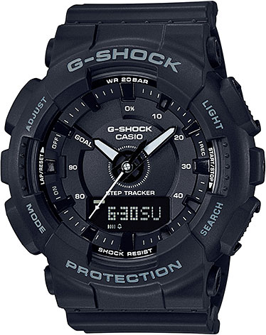 Женские часы Casio GMA-S130-1A