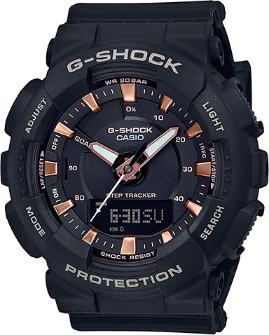 Женские часы Casio GMA-S130PA-1A все цены