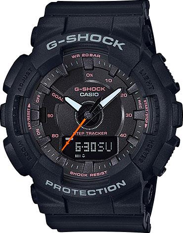 цена Женские часы Casio GMA-S130VC-1A онлайн в 2017 году