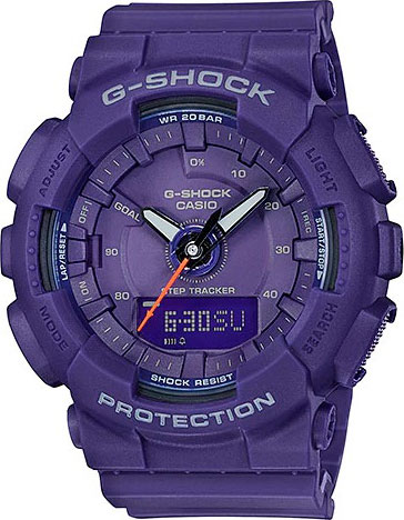 Женские часы Casio GMA-S130VC-2A casio gma s110f 2a casio