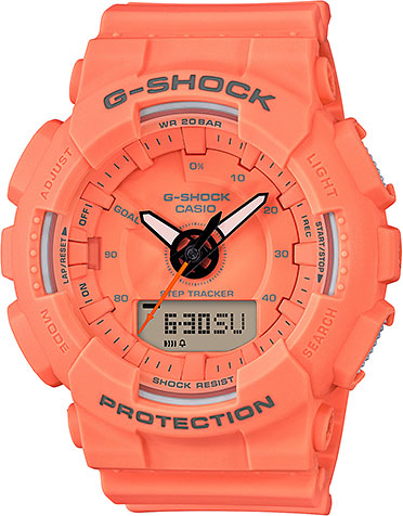 Женские часы Casio GMA-S130VC-4A