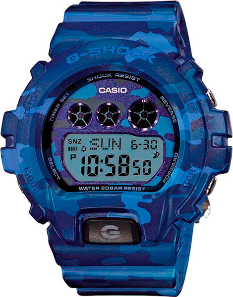 Женские часы Casio GMD-S6900CF-2E casio bga 200dt 2e