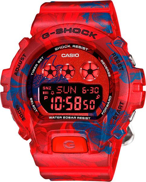 Женские часы Casio GMD-S6900F-4E abnormal psychology 4e