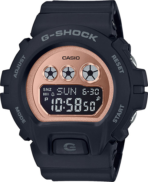 Женские часы Casio GMD-S6900MC-1E женские часы casio gmd s6900sm 1e