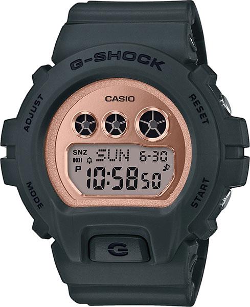 Женские часы Casio GMD-S6900MC-3E casio gmd s6900f 4e