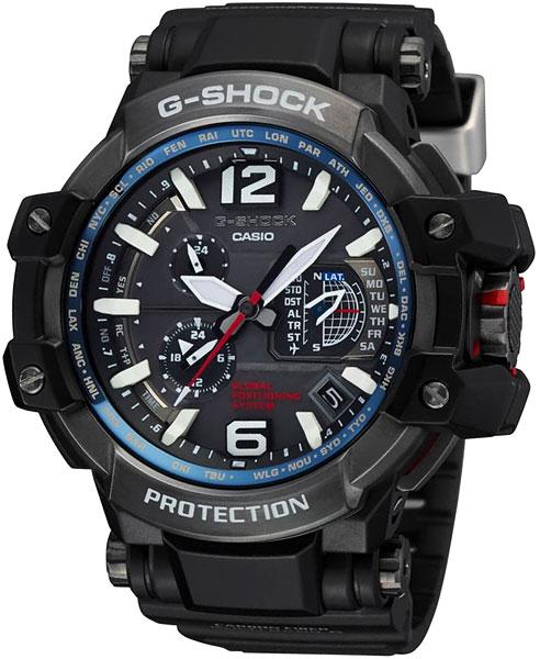 Мужские часы Casio GPW-1000-1A