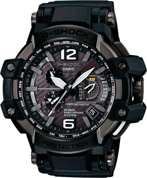Мужские часы Casio GPW-1000-1B
