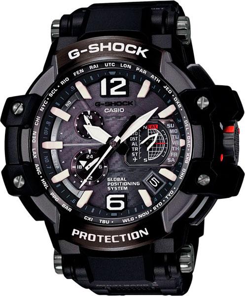 Мужские часы Casio GPW-1000FC-1A casio gpw 1000t 1a