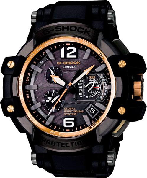 Мужские часы Casio GPW-1000FC-1A9