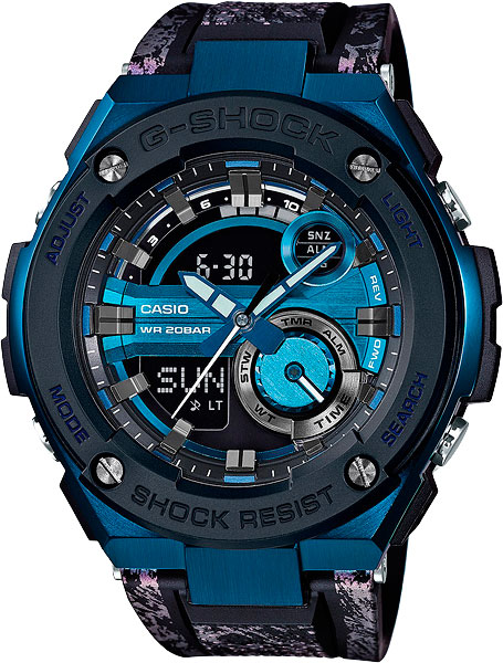 Мужские часы Casio GST-200CP-2A