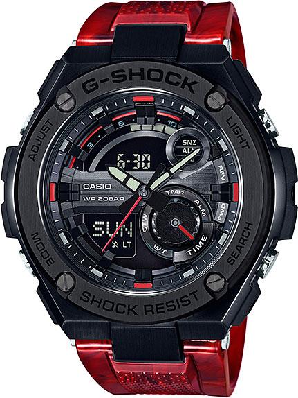 Мужские часы Casio GST-210M-4A цена и фото