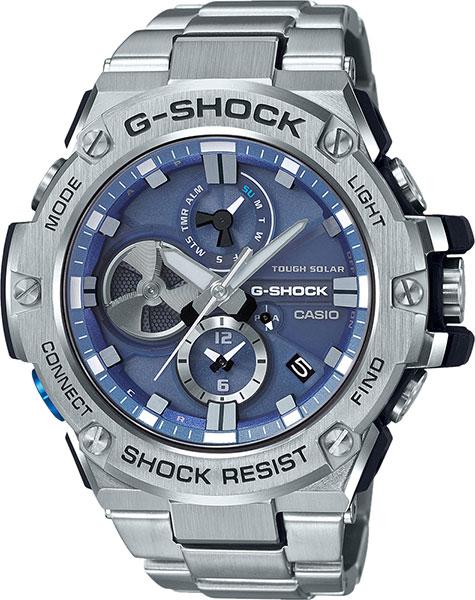 Мужские часы Casio GST-B100D-2A цена и фото