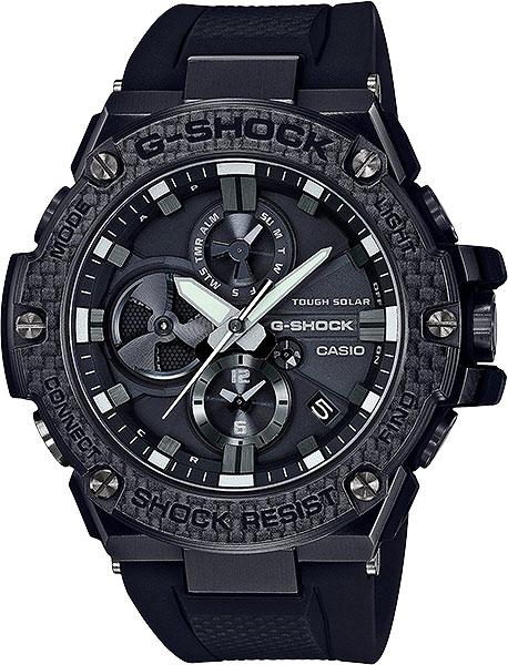 Мужские часы Casio GST-B100X-1A casio gst w110 1a casio