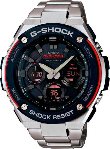 Мужские часы Casio GST-W100D-1A4