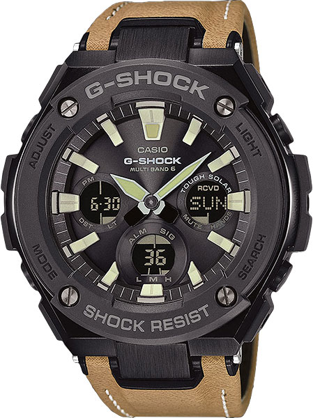 Мужские часы Casio GST-W120L-1B цены