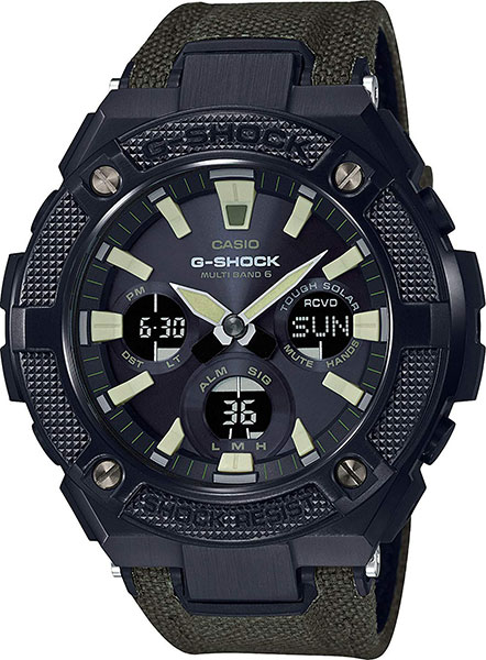 Мужские часы Casio GST-W130BC-1A3 casio gst w130bc 1a3