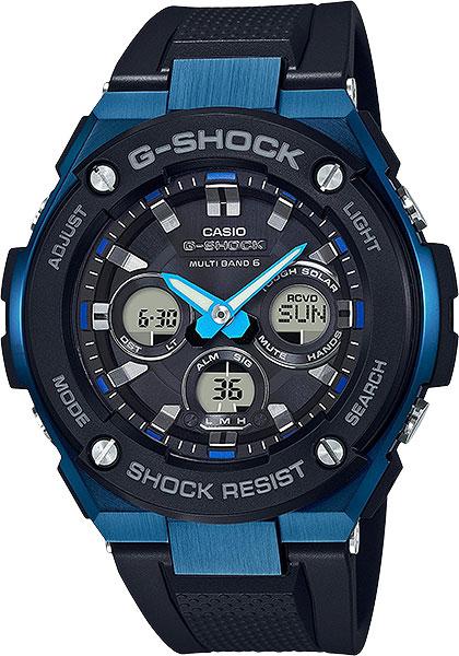 Мужские часы Casio GST-W300G-1A2