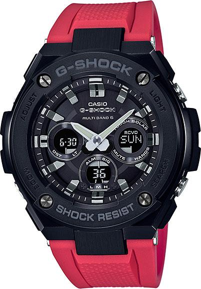 цена  Мужские часы Casio GST-W300G-1A4  онлайн в 2017 году