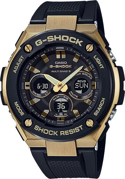 Мужские часы Casio GST-W300G-1A9