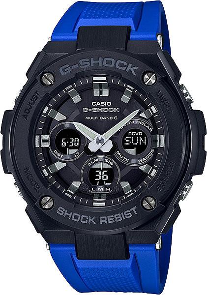 Мужские часы Casio GST-W300G-2A1