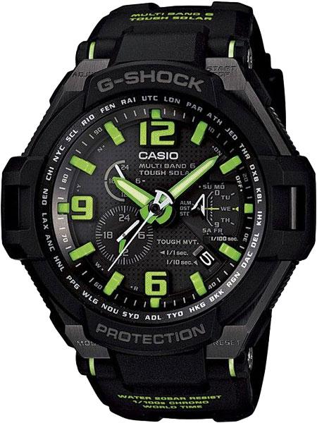 Мужские часы Casio GW-4000-1A3 часы casio gw m5610 1e