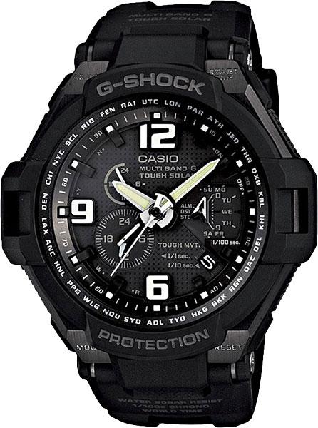 Мужские часы Casio GW-4000A-1A часы casio gw m5610 1e