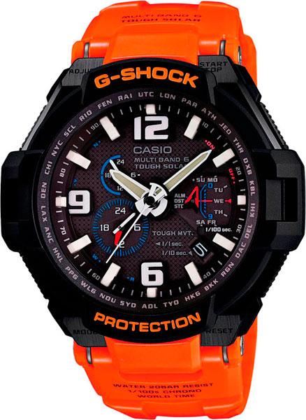 где купить Мужские часы Casio GW-4000R-4A по лучшей цене