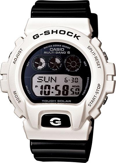 Мужские часы Casio GW-6900GW-7E casio gw m5610bb 1e