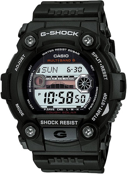 Мужские часы Casio GW-7900-1E casio gw m5610bb 1e