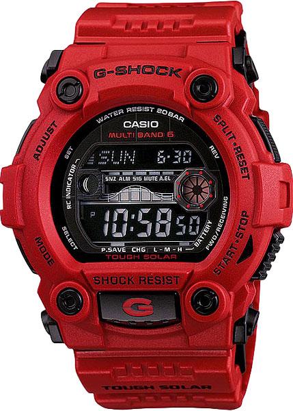 Мужские часы Casio GW-7900RD-4E