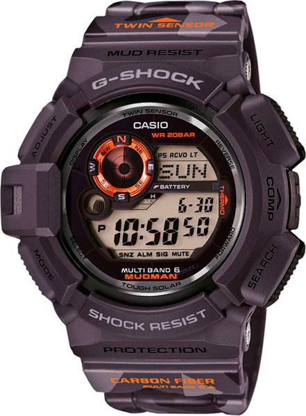 где купить  Мужские часы Casio GW-9300CM-1E  по лучшей цене