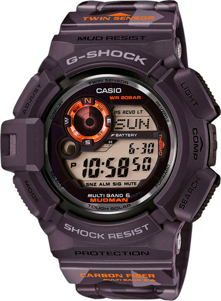 Мужские часы Casio GW-9300CM-1E мужские часы casio gw 9200 1e g shock