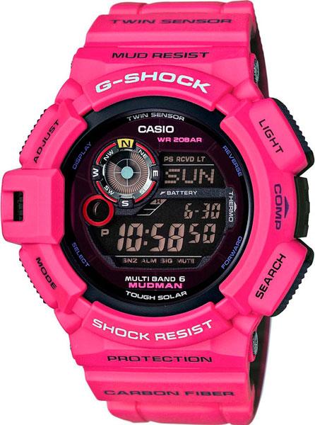 Мужские часы Casio GW-9300SR-4E abnormal psychology 4e