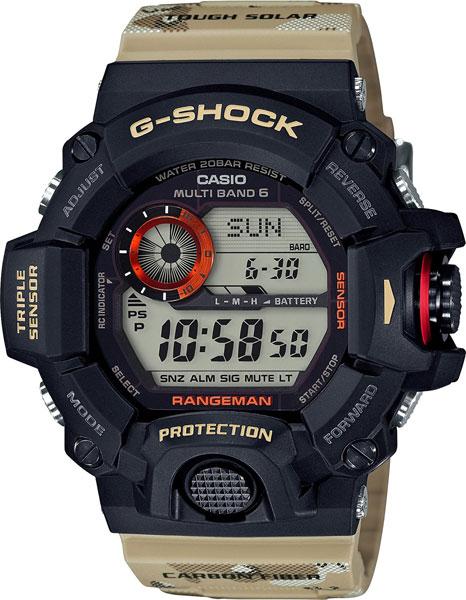 Мужские часы Casio GW-9400DCJ-1E casio gw 9300cm 1e